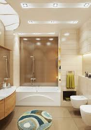 beige bathroom colour schemes white wall mounted double toilet ceramics white bath sink paper toilet mosaic