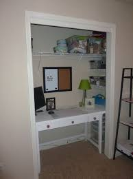 office in closet ideas. Home Office Closet Ideas In