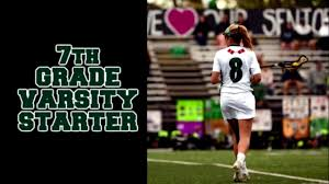 Isabelle Belle Smith Lacrosse 9th Grade 2017 Highlights Westhampton Beach -  BC Commit 2020 - YouTube