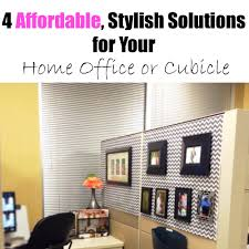 Ways To Decorate Your Cubicle Affordable Style Solutions For Your Office Looking Fly On A Dime