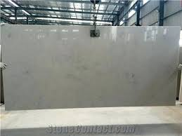 bianco carrara quartz countertop heights