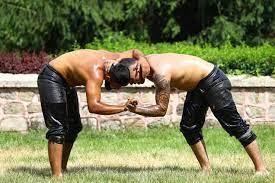 660th Kırkpınar Oil Wrestling Festival kicks off in Turkey