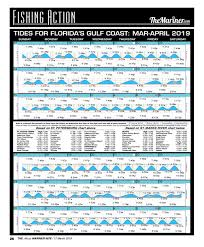 Apalachicola Tide Chart Issue 876 By The Florida Mariner Issuu