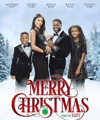 Kevin Hart's Movie Poster-Themed Family ...