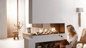 creative 3 sided gas fireplace s home design planning photo with 3 sided gas fireplace s