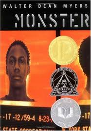 monster by walter dean myers teen book review teen ink monster by walter dean myers