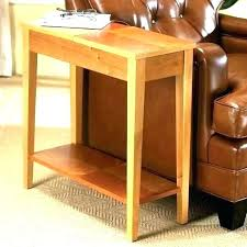 tall narrow table tall thin table narrow side tables skinny end small