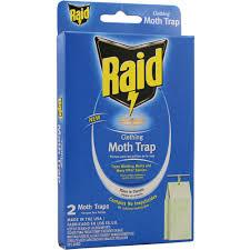 Small Moths In Bedroom Raid Clothing Moth Trap 12 Packs Of 2 Walmartcom