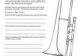 th grade music worksheets printables com music appreciation