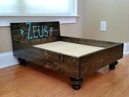 dog bed wooden wooden dog beds diy wooden dog bed plans