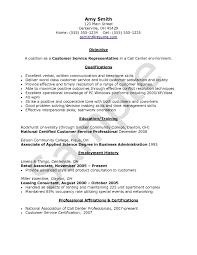 Resume Summary Statement Examples Customer Service Inside 19