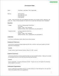 A Simple Resume Sample Example And Resume Examples Of Resumes Basic ...