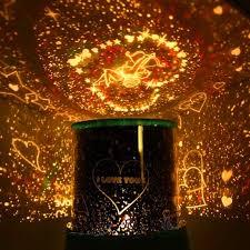 led cupid loveer lamp cosmos star master sky starry night projector light gift