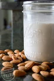 homemade almond milk stupideasypaleo com