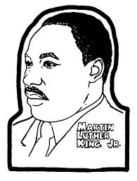 Small Picture Martin Luther King Jr Coloring Pages GetColoringPagescom