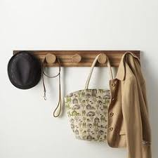 Crate And Barrel Wall Mounted Coat Rack Denton Wall Mounted Coat Rack Crate And Barrel Save To Other 16