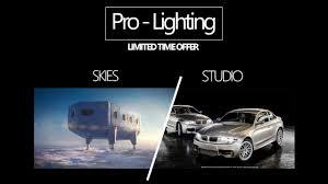 Pro Lighting Skies Addon Pro Lighting Bundle Skies Studio Links In Decription