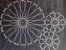 Islamic Geometric Patterns Magnificent Islamic Geometric Art The Mosaic Rooms