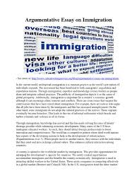 argumentative essay on immigration pdf immigration illegal argumentative essay on immigration pdf immigration illegal immigration