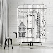new york shower curtain and new york city shower curtain hooks with new york skyline shower