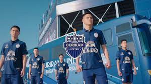 Buriram United Home Jersey 2020 - YouTube