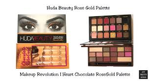 i love huda beauty rose gold palette although it has mixed positive and negative review i totally enjoying this palette huda beauty rose gold palette has