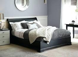 distressed black bedroom furniture. Modren Furniture Lovely Black Wooden Bed May Distressed  Frame Wood For Distressed Black Bedroom Furniture