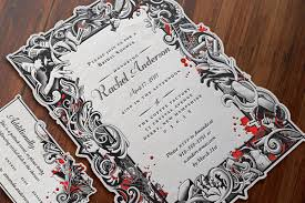 zombie wedding ideas inspired by walking dead bridalguide Zombie Wedding Decorations zombie wedding invitation zombie wedding supplies
