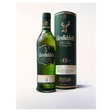 glenfiddich single malt scotch whisky in gift box 40 0 7 l