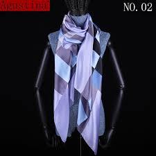 slik fashion luxurious scarf summer for