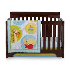 Disney Baby Winnie The Pooh 4 Piece Crib Bedding Set