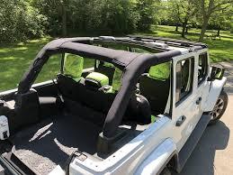 Jeep Jl Roll Bar Covers