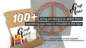 string art kits no tools required