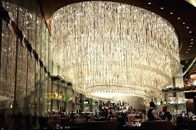 chandelier bar cosmopolitan b chandelier
