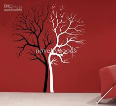 tree decorative wall sticker art wall sticker my wall name wall decals from noveltygoods 25 09 dhgate com