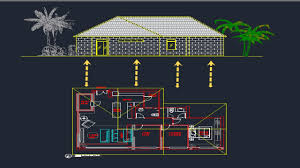 autocad floor plan fresh autocad tutorial draw elevation from floor plan lesson 5