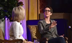 Msnbcs Rachel Maddow Sees Ratings Drop After Mueller Report