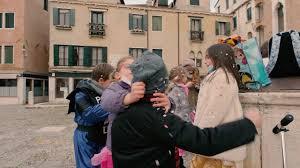 Carnevale dei Bambini, giovedì grasso a Venezia 2021 - YouTube