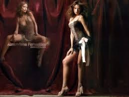 <b>Almudena</b> Fernandes <b>sexy</b> miniskirt wallpaper wallpapers