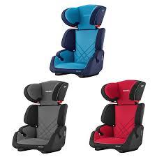 recaro milano child car booster seat 4 12 years ece group 2 3