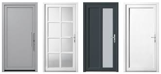 our side entrance doors are available in materials timber aluminium aluminium and upvc