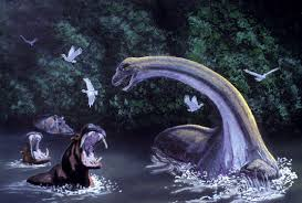 Image result for mokele mbembe