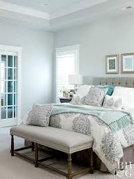 paint colors bedroom. Neutral Bedroom With Soft Blue Walls Paint Colors R