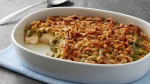 green bean casserole recipe. Simple Bean Green Bean And Chicken Casserole In Recipe E
