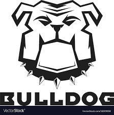 Emblem Design Bulldog Logo
