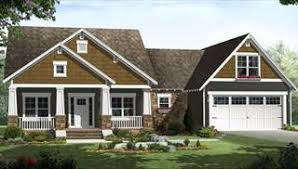 Craftsman House Plans   The House Designersimage of The Lexington Avenue House Plan