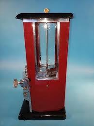 Vintage Peanut Vending Machine Custom 48 VINTAGE ANTIQUE Master Gumball Peanut Vending Machine 4848