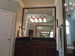 bathroom mirror frame. Custom Mirror Frames Bathroom Frame
