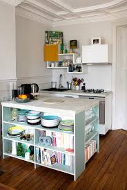 Storage Kitchen Trendy Display 50 Kitchen Islands With Open Shelving