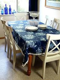 dining tablecloth ideas dining table
